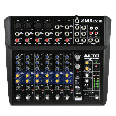ZMX 122 fx